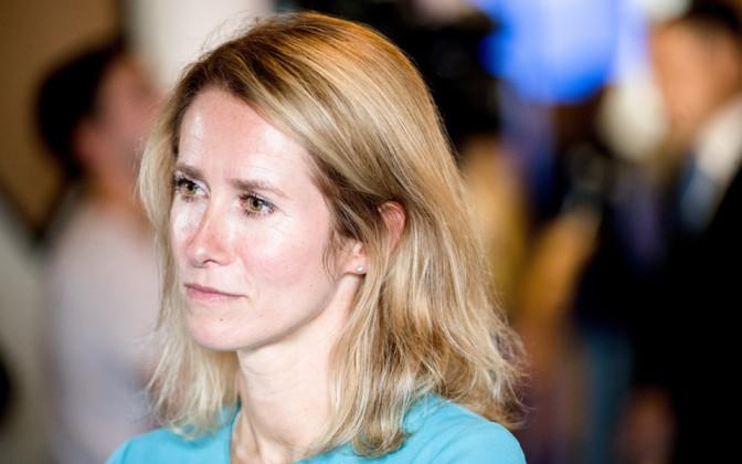 Kaja Kallas tahab, et opositsioon kaasataks globaalse eestluse töögruppi ERR