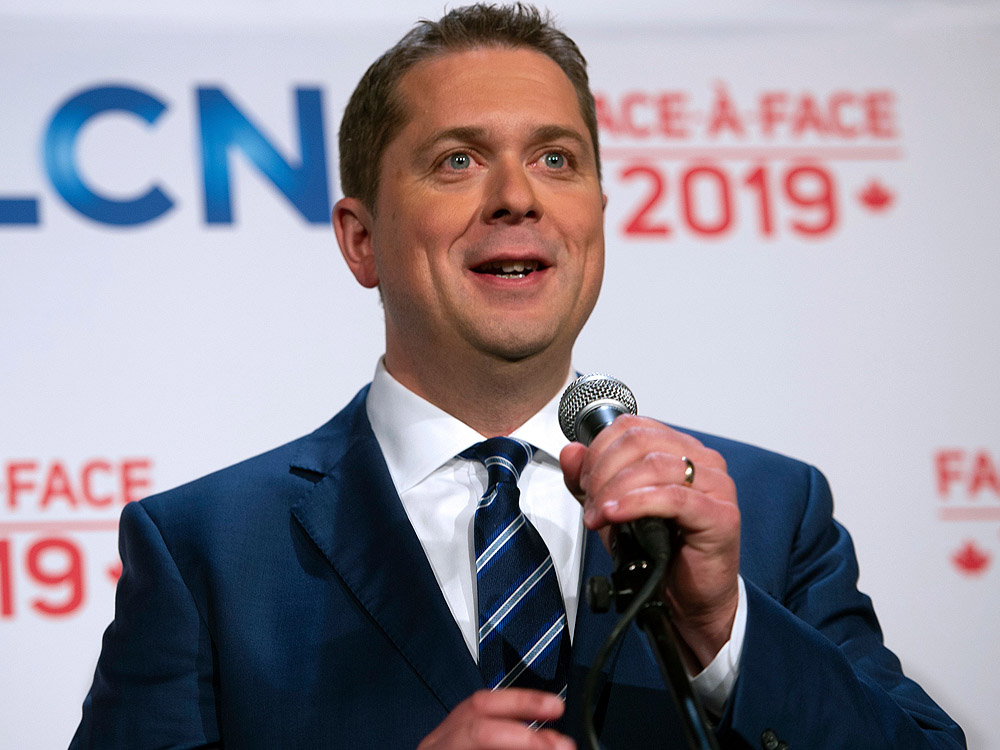 EDITORIAL: Andrew Scheer for prime minister Toronto Sun