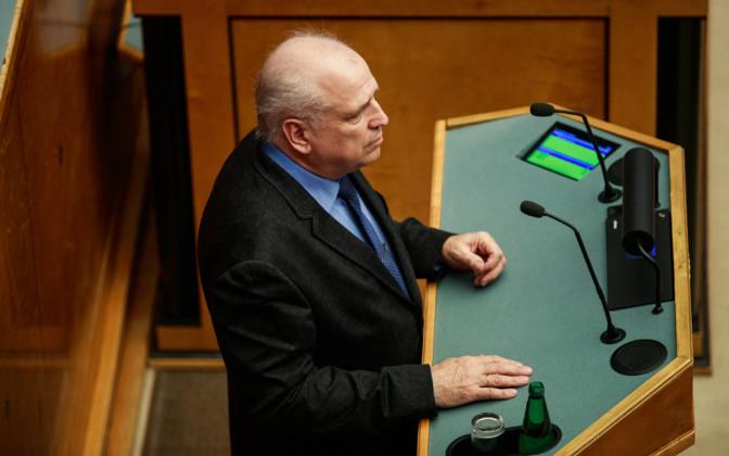 Eesti: Maaeluminister Järviku umbusaldamine kukkus läbi ERR