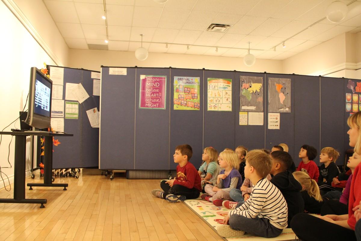 EstDocs külastas Toronto eesti lasteaeda