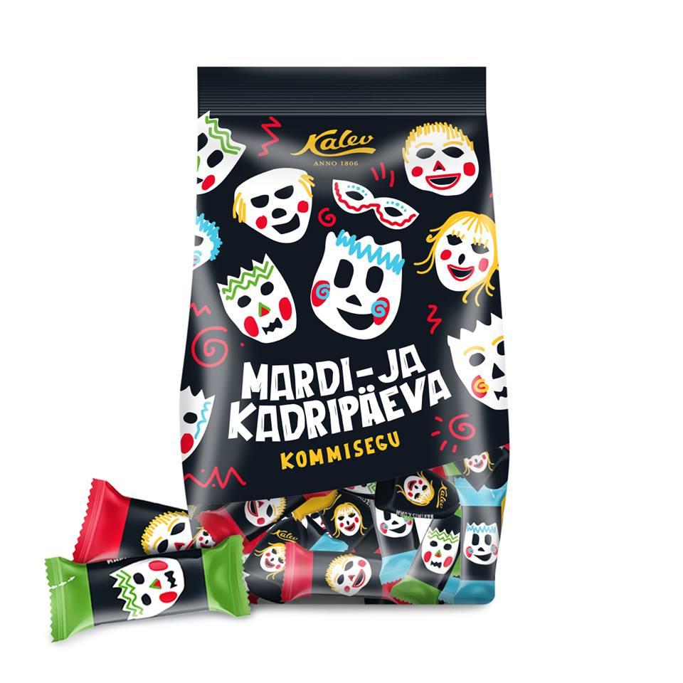 New! Candies for Kadri and Mart Estonian Life