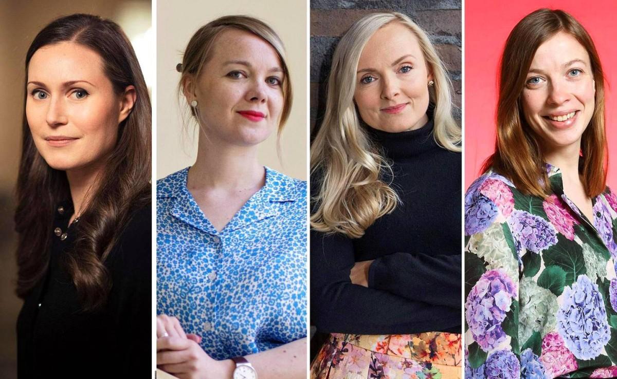 Valta on nyt kolmikymppisillä naisilla: Hallitusta johtaa viisi naista, joista neljä on alle 35-vuotiaita HiFi