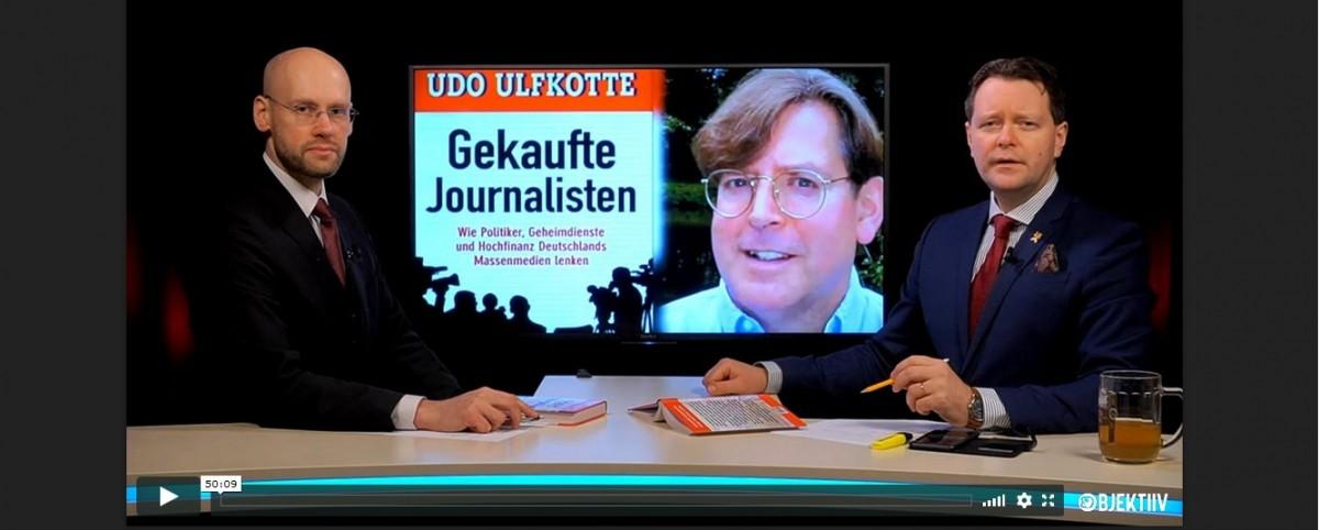 """Fookuses: Udo Ulfkotte """"Ostetud ajakirjanikud"""" on kirstunael sõltumatu ajakirjanduse valele OB"""